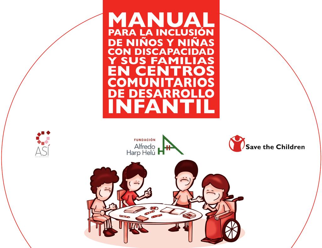Manual para la inclusión de niños y niñas con - incluD-ed