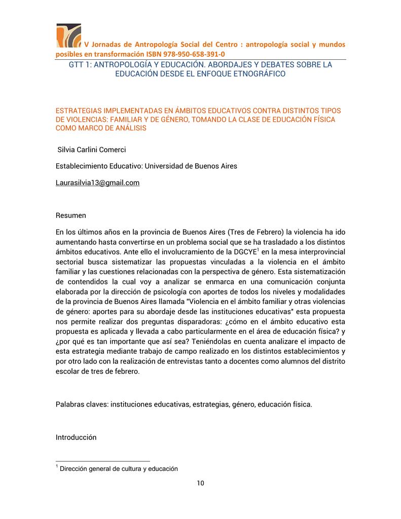 10-745 - Facultad de Ciencias Sociales