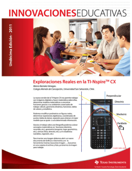 Revista Innovaciones Educativas