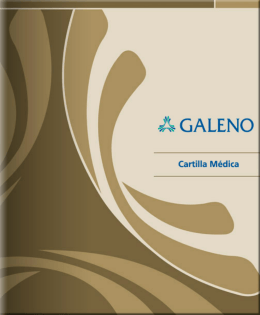 Cartilla Galeno
