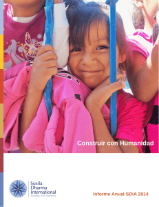 Construir con Humanidad - Susila Dharma International