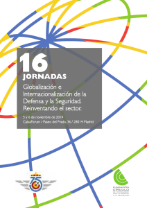 programa XVI jornadas - Estado Mayor de la Defensa