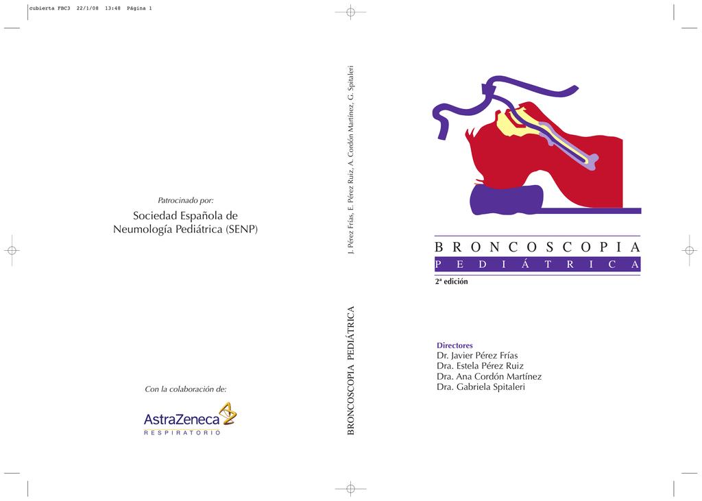 Broncoscopia Pediátrica - Sociedad Española de Neumología
