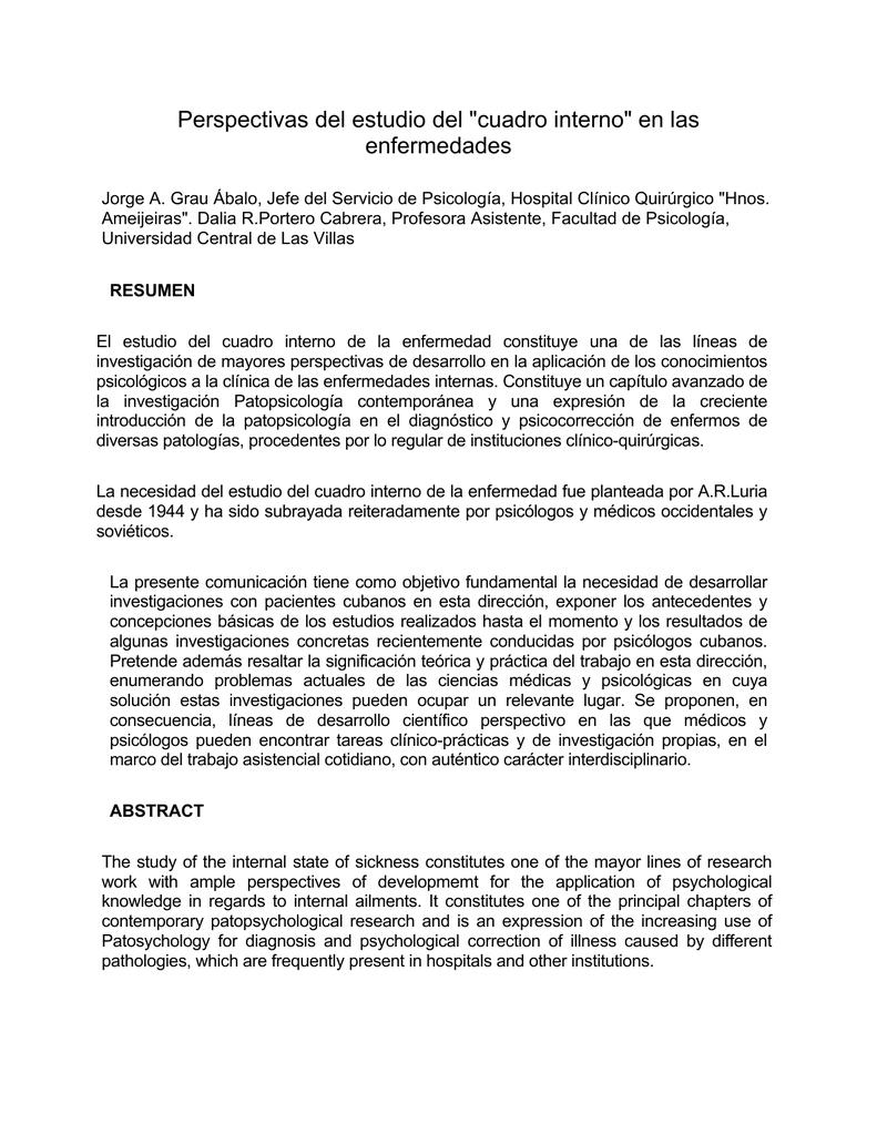 Revista Cubana de Psicología