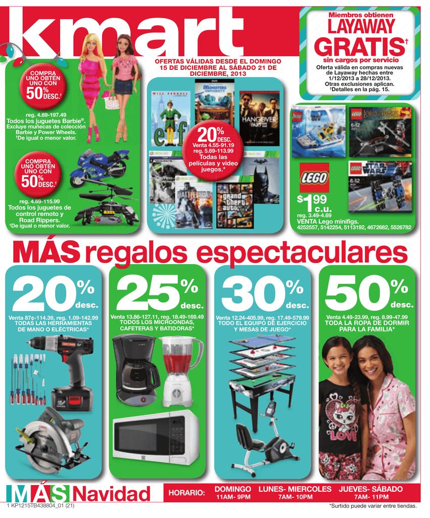 venta - Kmart