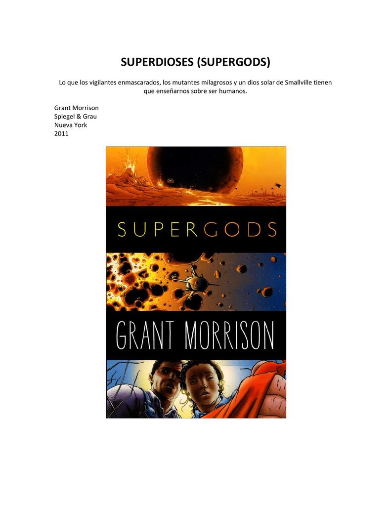 superdioses (supergods)