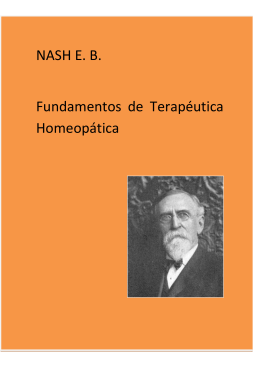 Nash - Homeopatía Veterinaria