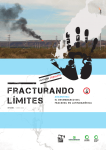 Fracturando límites - Friends of the Earth Europe
