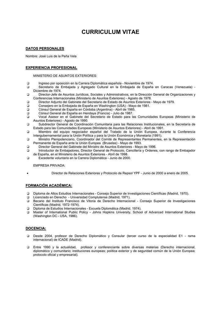 repsol ypf argentina curriculum vitae