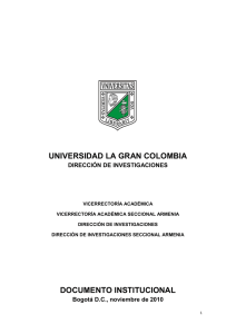Descargar Documento - Universidad La Gran Colombia