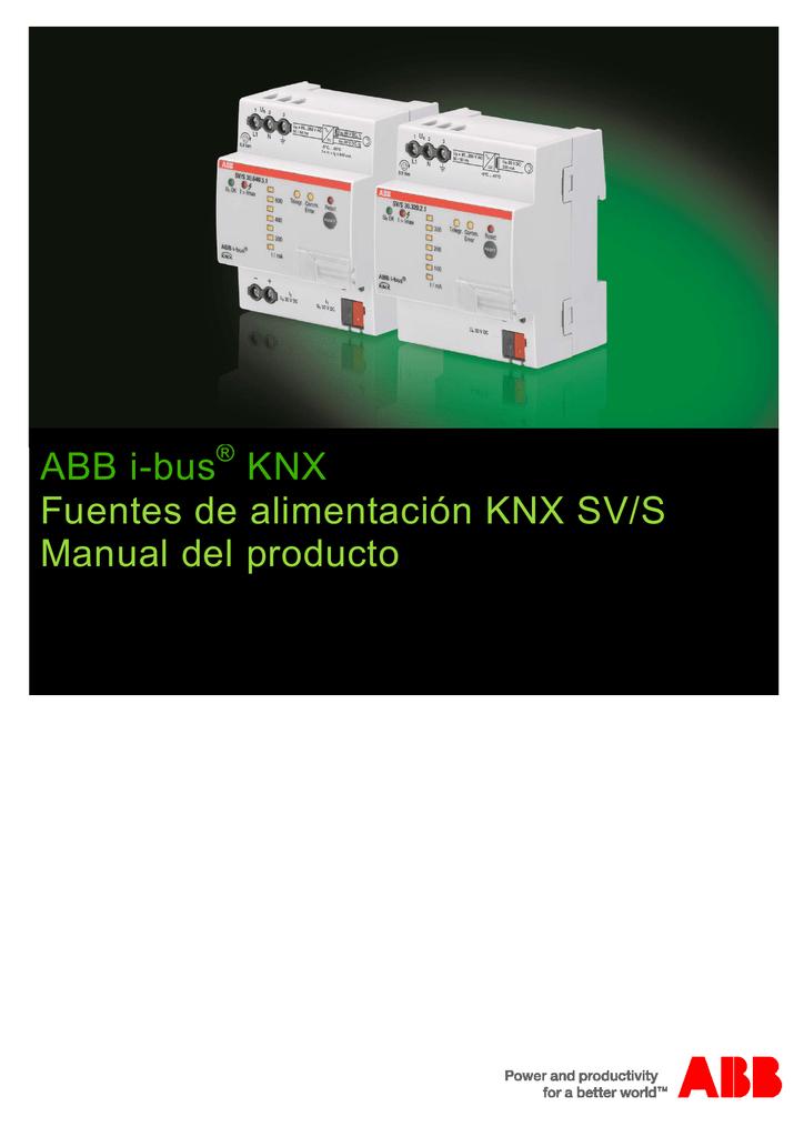 Niessen abb i-bus knx Fuente alimentaci/ón bus 640 ma mdrc
