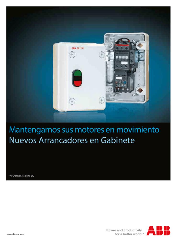 Protector Trifasico Sobre-Tensiones y Baja Tensi/ón con Rearme Autom/ático 400v MAX.60A 50-60Hz