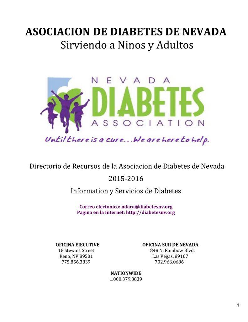 Folletos del programa de prevención de diabetes de ymca
