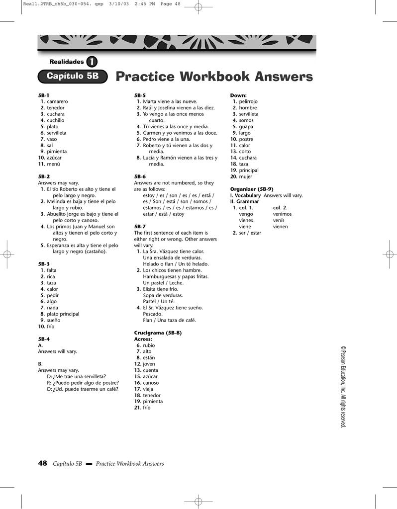 Workbooks practice workbook realidades 3 answers : 007789271_1-0f0cc77b39034ef36c65219102274282.png
