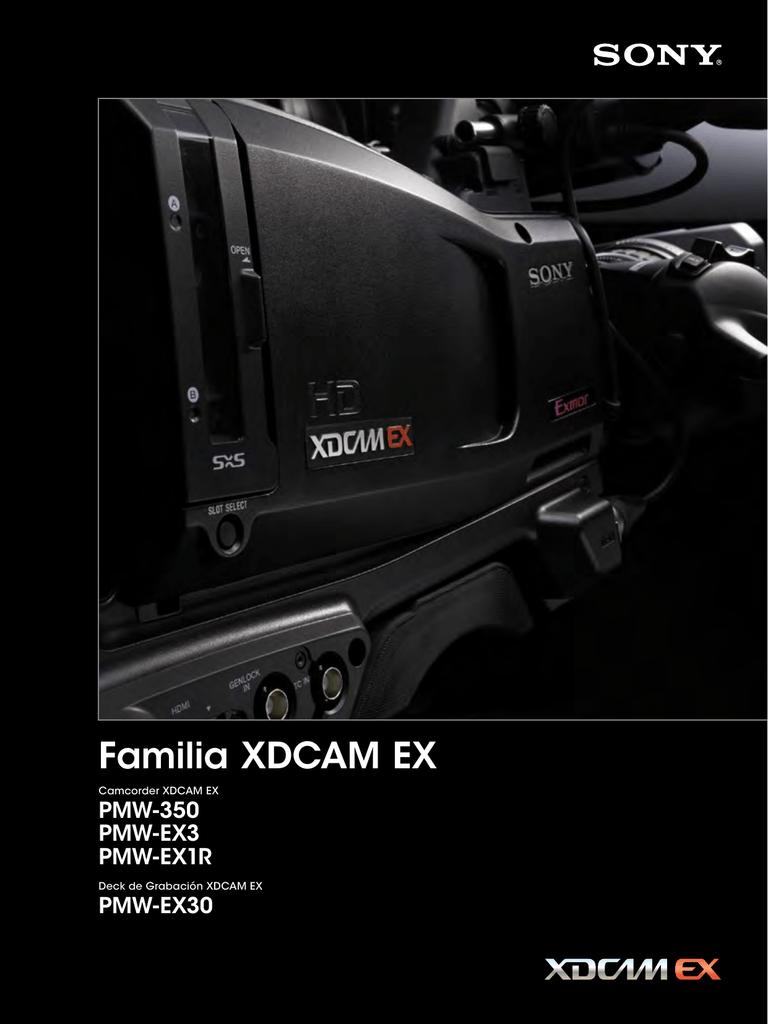 Servicios De Lente verdadero Sony PMW EX3 Placa de Adaptador para Sony Vct 14