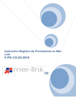P-PS-123-02-2016 - Mer-Link
