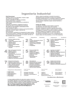 Ingeniería Industrial - Campus Virtual UPAEP