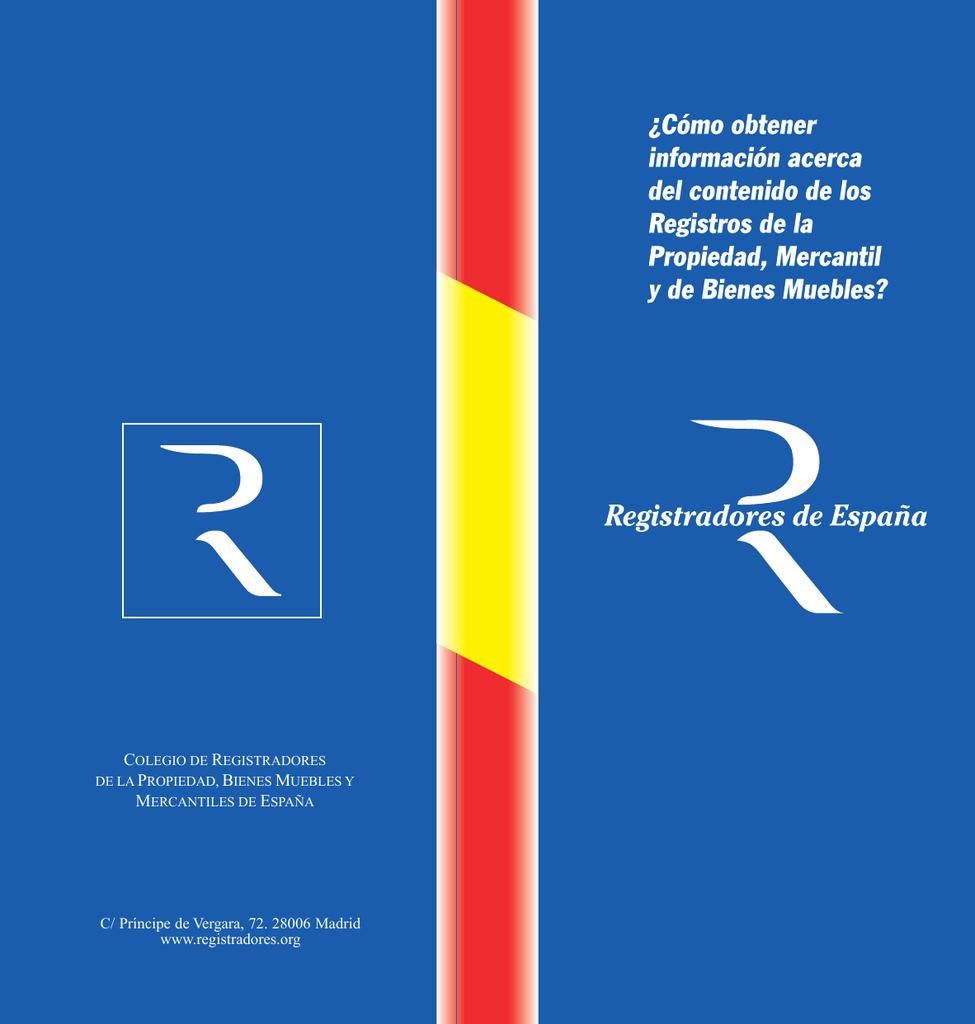 C Mo Obtener Informaci N Del Contenido De Los Registros  # Registro Bienes Muebles Buques