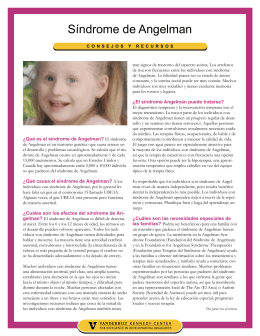 Angelman Syndrome Tips (Spanish)