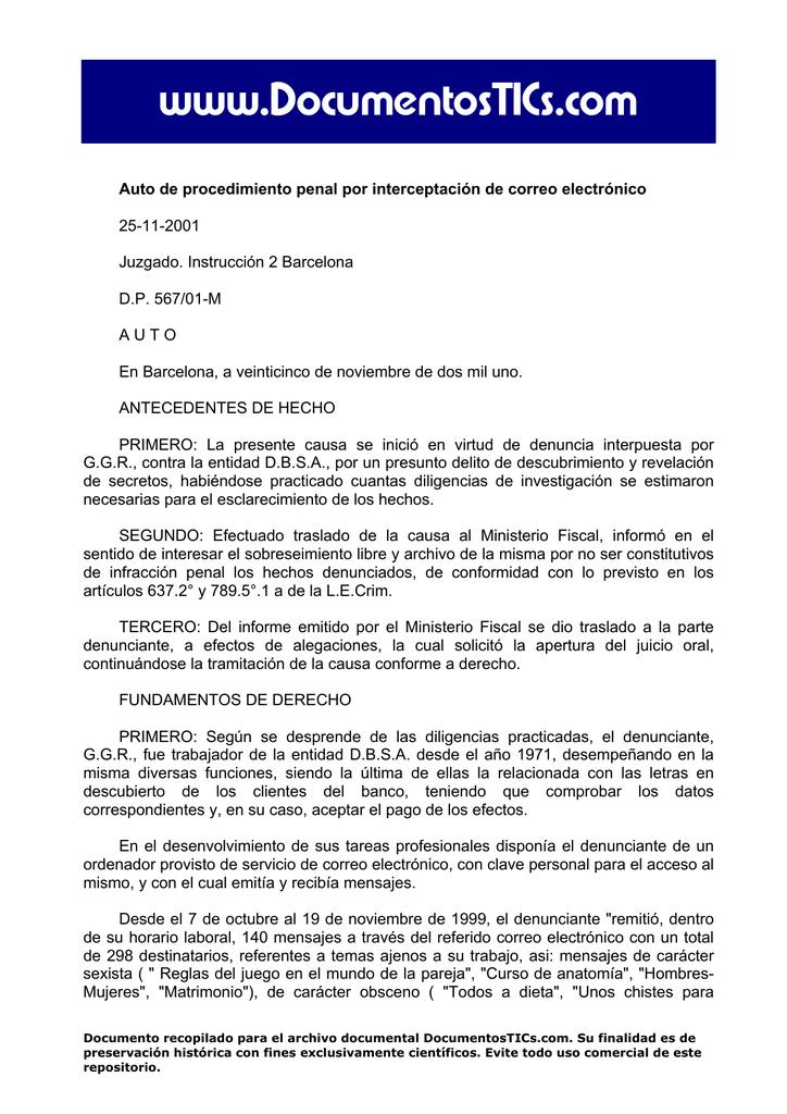 Ver - Documentos TICs