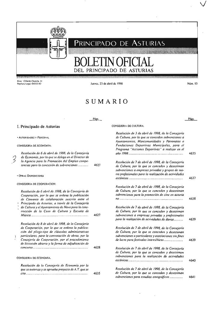 Distancia Plantaciones - Gobierno del principado de Asturias