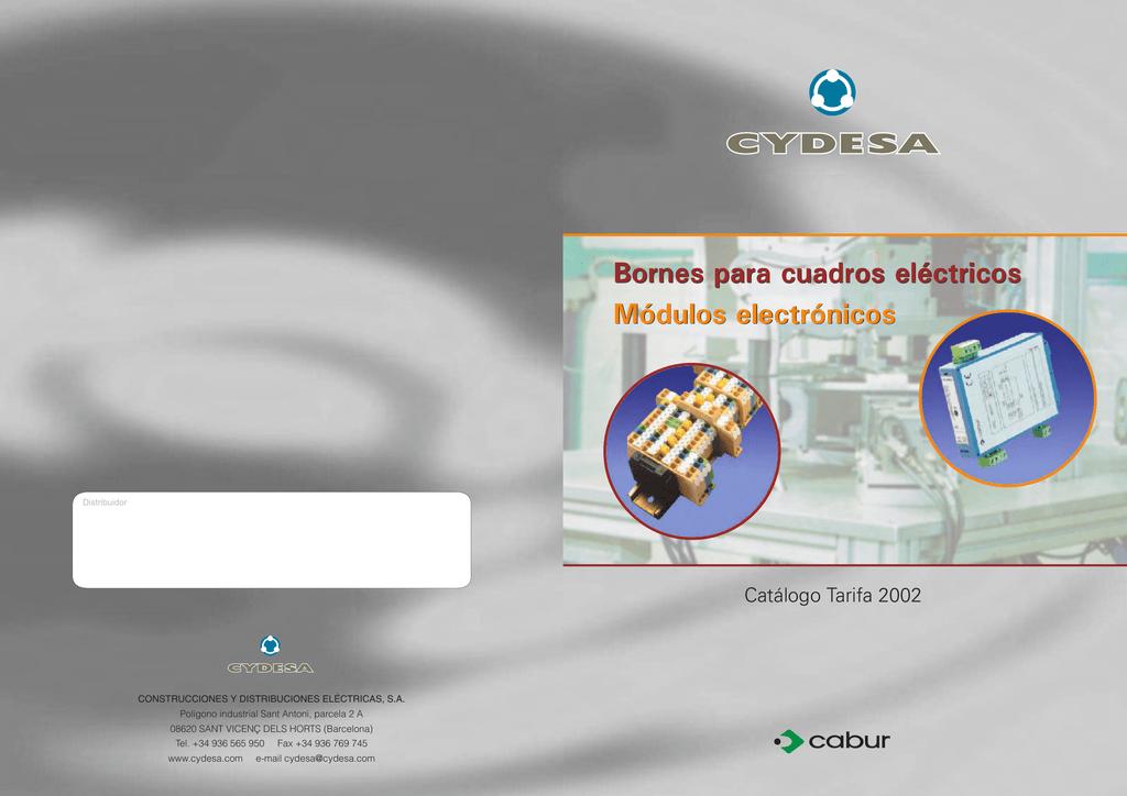 M/ódulo rele muelle conmutado 24vac//corriente continua Finder serie 38