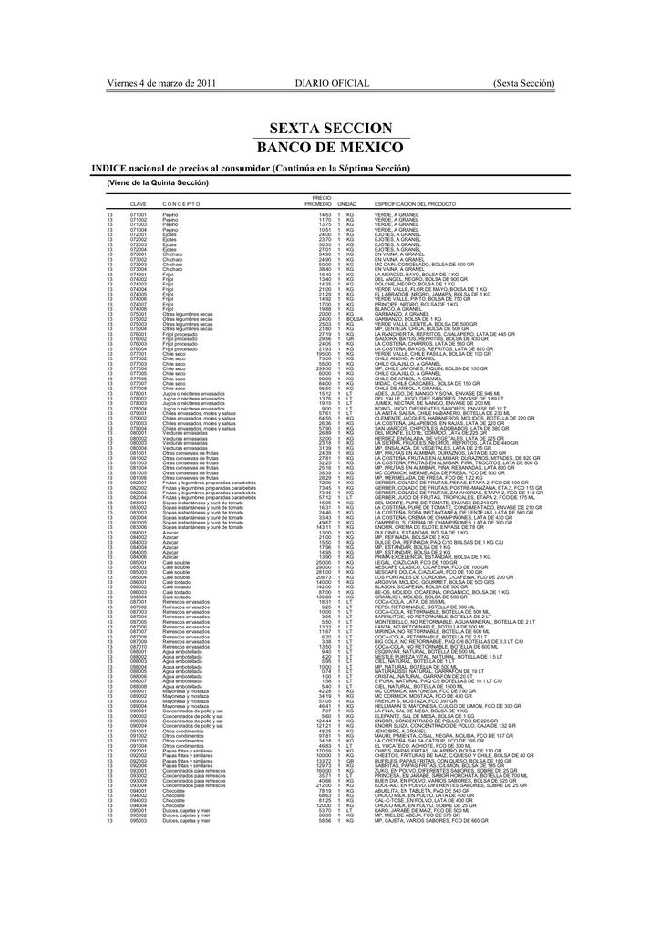 Banxico 4Mzo11 Sexta Sección f14514d75845f