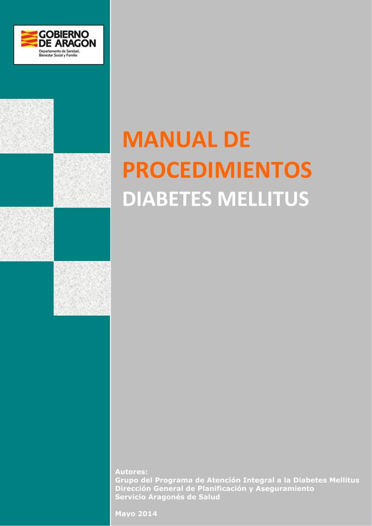 pautas de ispad diabetes calendario 2020