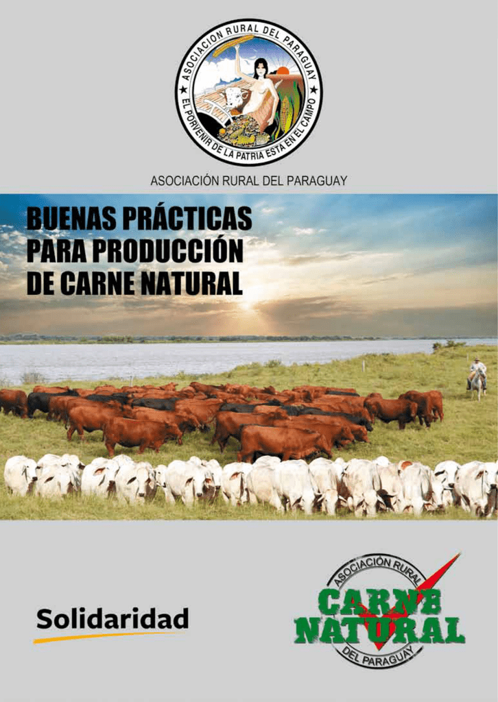 Buenas Prácticas para Producción de Carne Natural 836380c8232