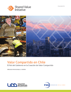 Valor Compartido en Chile