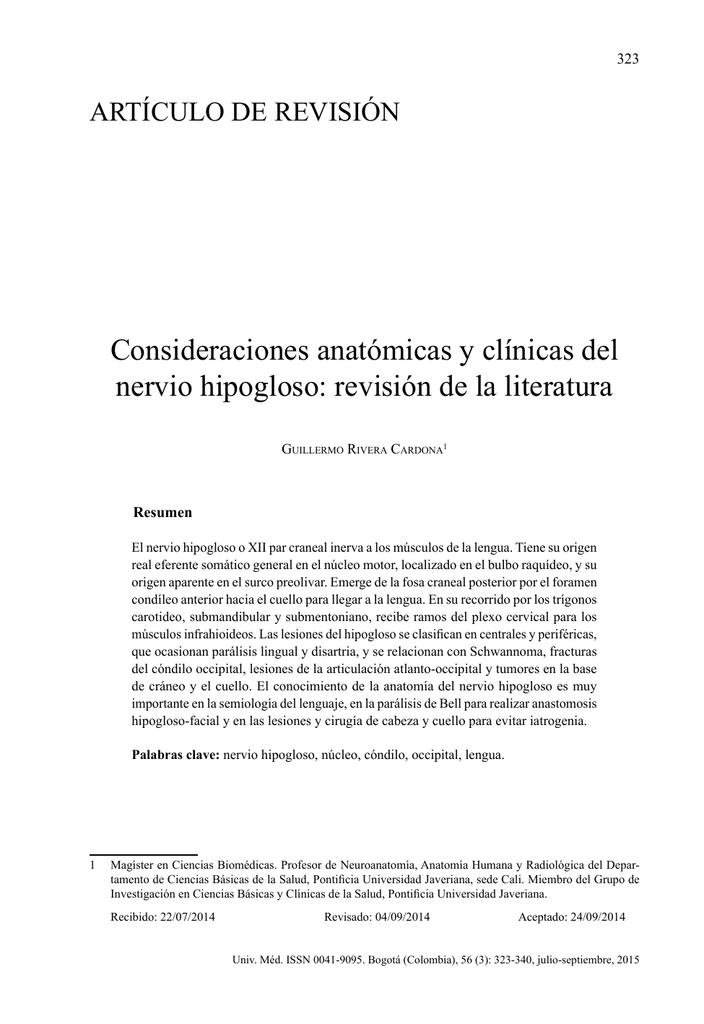 Descargar el archivo PDF - Revistas científicas Pontifica