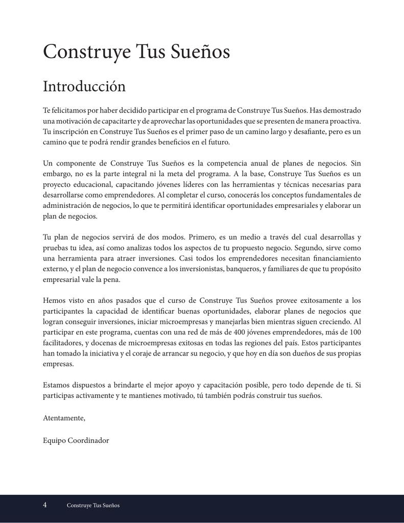 Introducion y Esquema