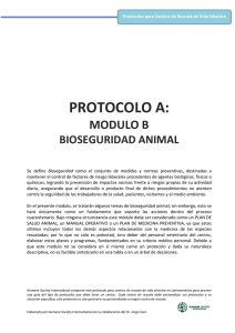 protocolo a - Humane Society International