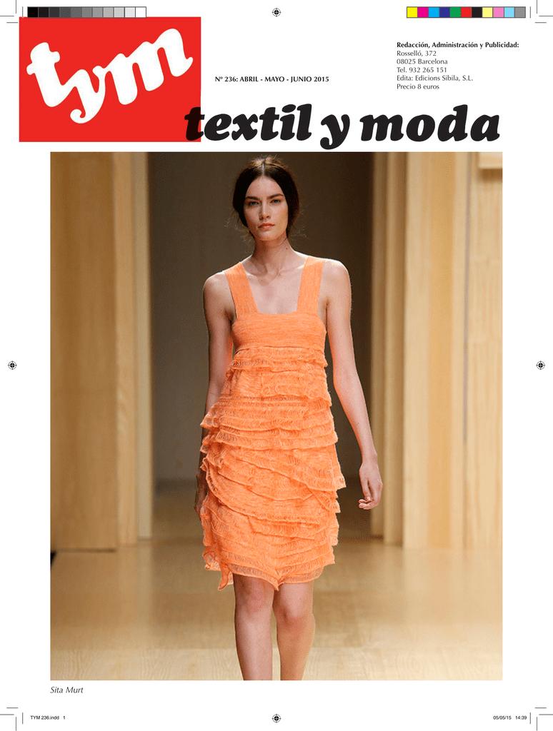 Revista Textil y Moda 236