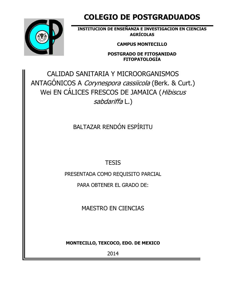 colpos digital - Colegio de Postgraduados