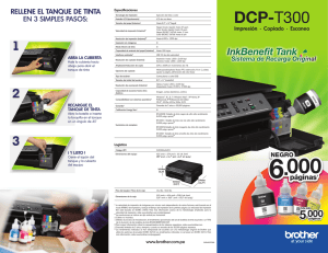 DCP-T300 - Grupo Max Solutions