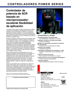 Controladores Power Series