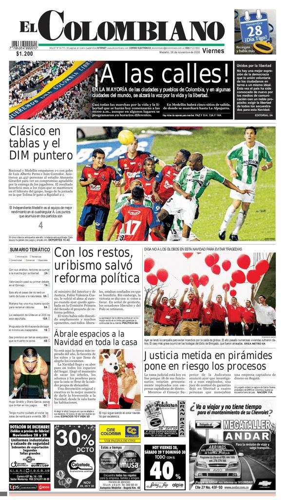 c6ad216d1c Editor - El Colombiano