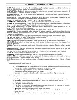 Diccionario de arquitectura for Diccionario de arquitectura pdf