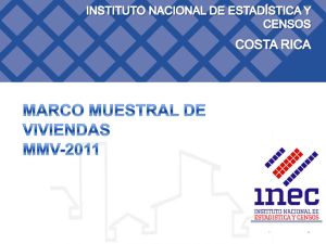 INSTITUTO NACIONAL DE ESTADÍSTICA Y CENSOS