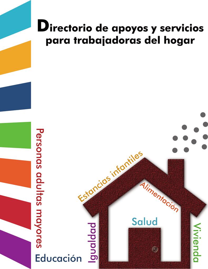 Directorio De Apoyos Y Servicios Para Las Trabajadoras Del Hogar