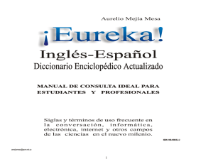 Diccionario Eureka - website