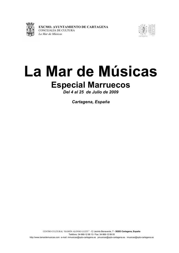 La Mar de MMúsicas - La Mar de Músicas