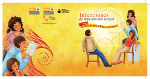 Folleto: Infecciones de transmisión sexual
