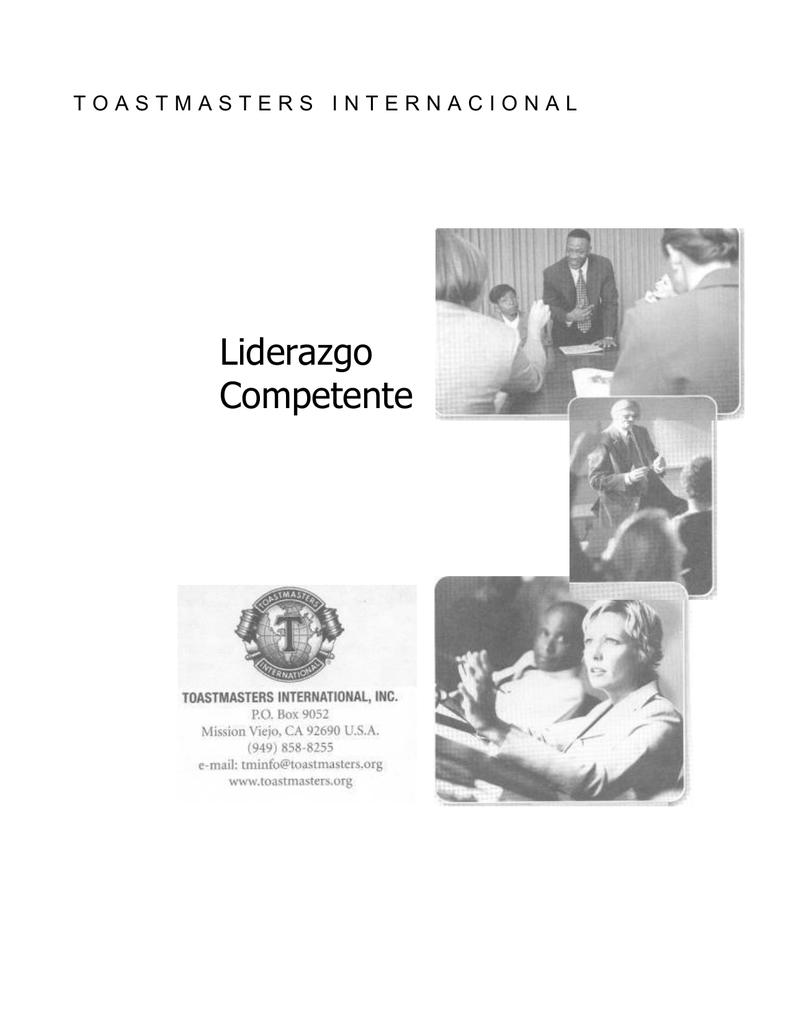 manual de Liderazgo Competente