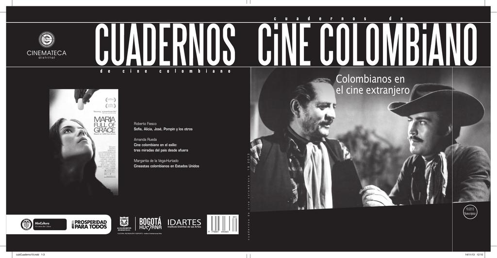 c7819f78888b Colombianos en el cine extranjero