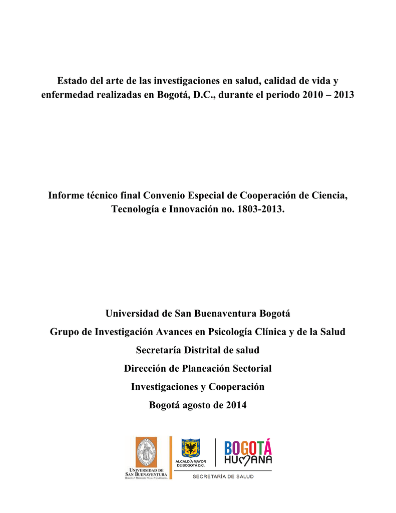 Informe técnico final 1803-2013
