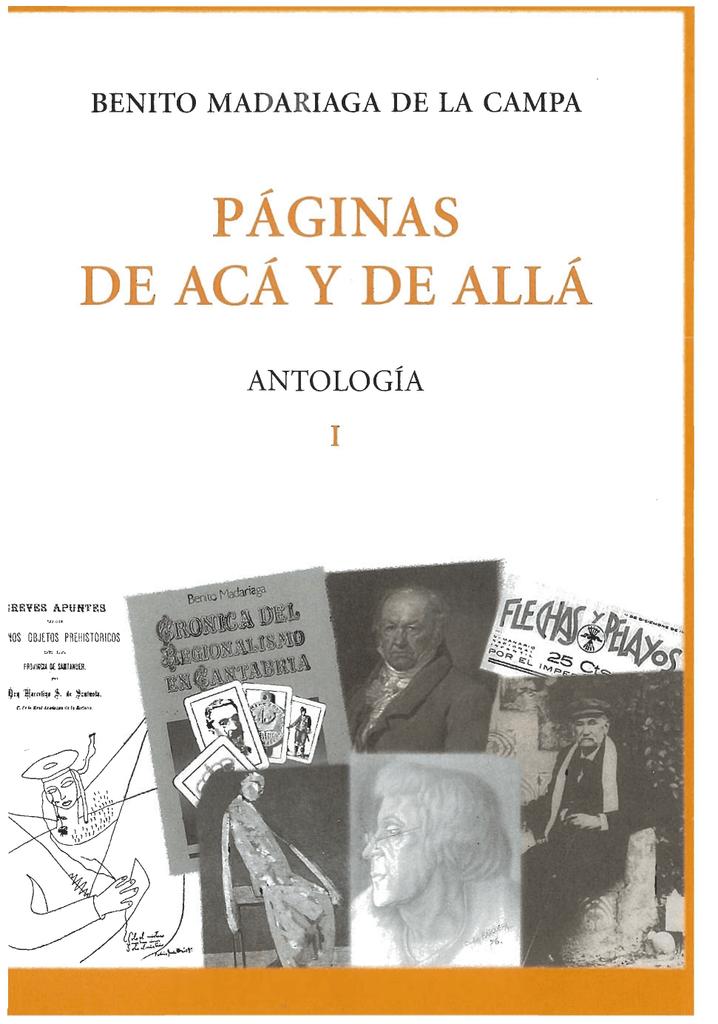 Páginas de acá y de allá - Centro de Estudios Montañeses