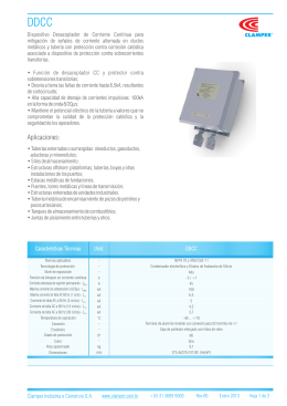 FT-ESP-PC-000001 - DDCC Español