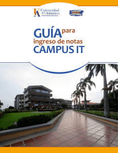 campus it - Universidad del Atlántico